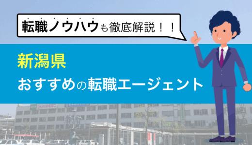 新潟のおすすめ転職エージェント4選|成功者だけが知ってる本当の使い方
