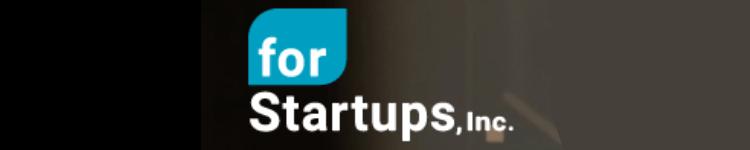 for Startups